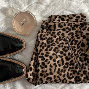 SALE! Zara Leopard Animal Print Pants